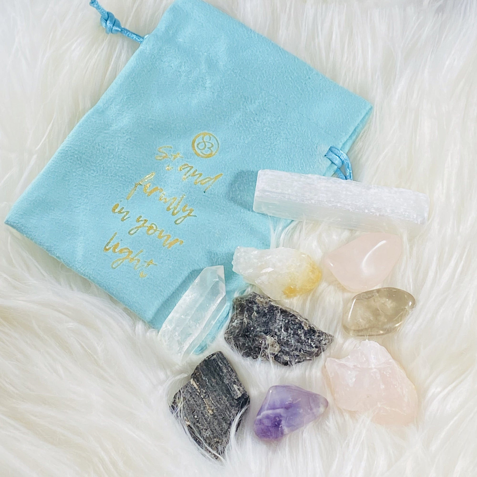 Crystal Energy Bundle