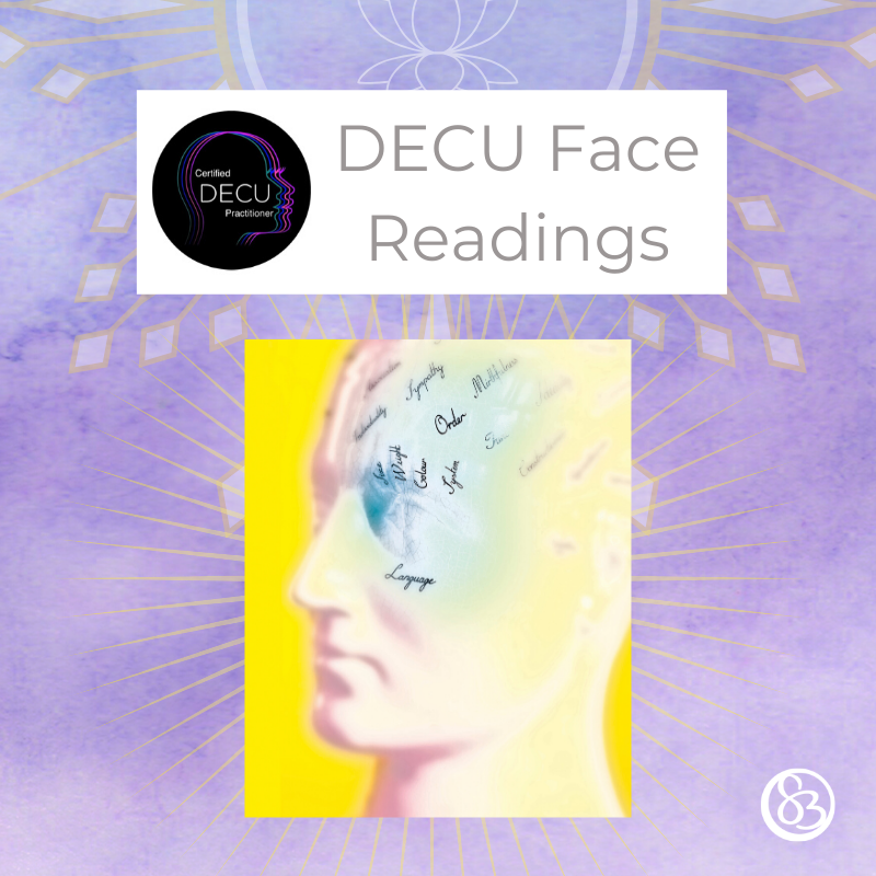 DECU Face Readings Sarah Belle