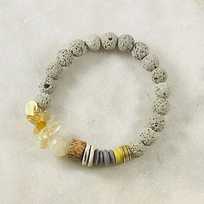Healing gemstone bracelet for bringing your dreams to life