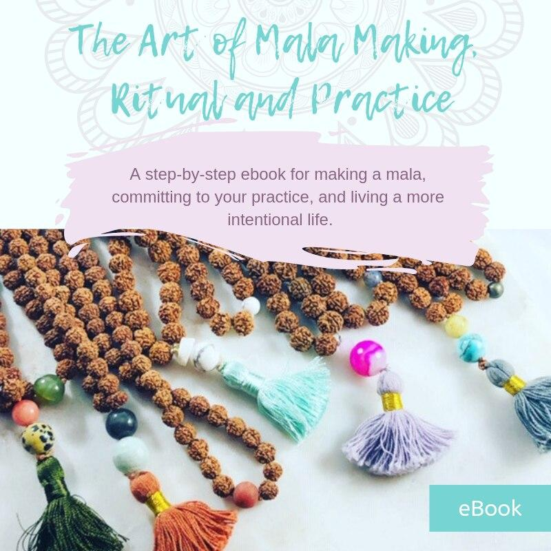 Ebook: The Art of Mala Making, Ritual and Practice