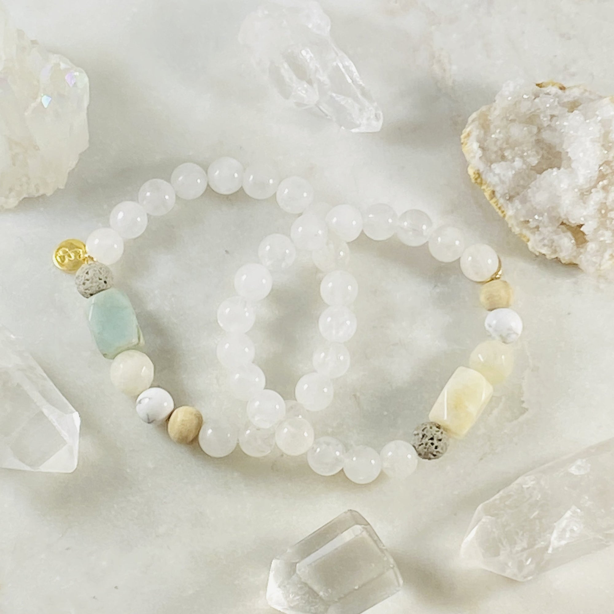 Intuition Stacking Bracelet (Diffuser)
