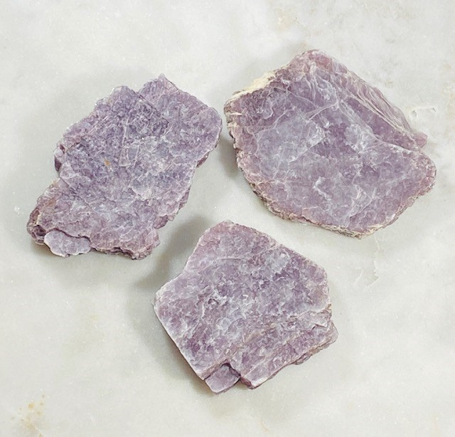 Lepidolite Mica Healing crystal energy for balancing the mind and spirit