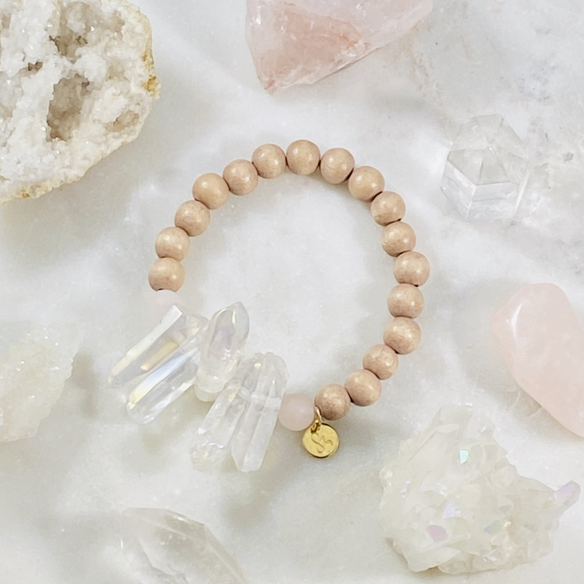 Sarah Belle healing crystal jewelry
