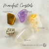 Healing crystals for manifestation