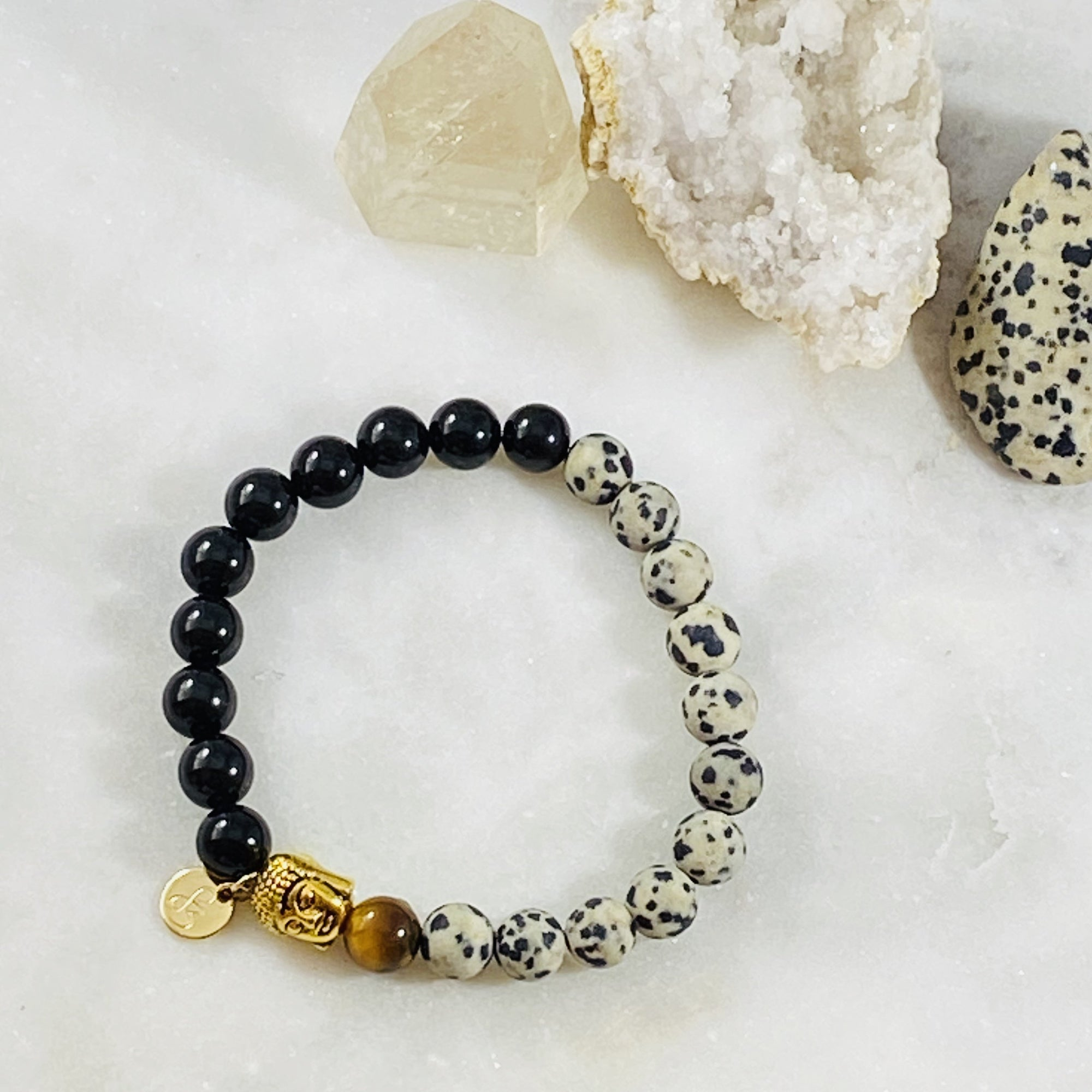 Bracelet of the Month! - Protection Stacking Bracelet