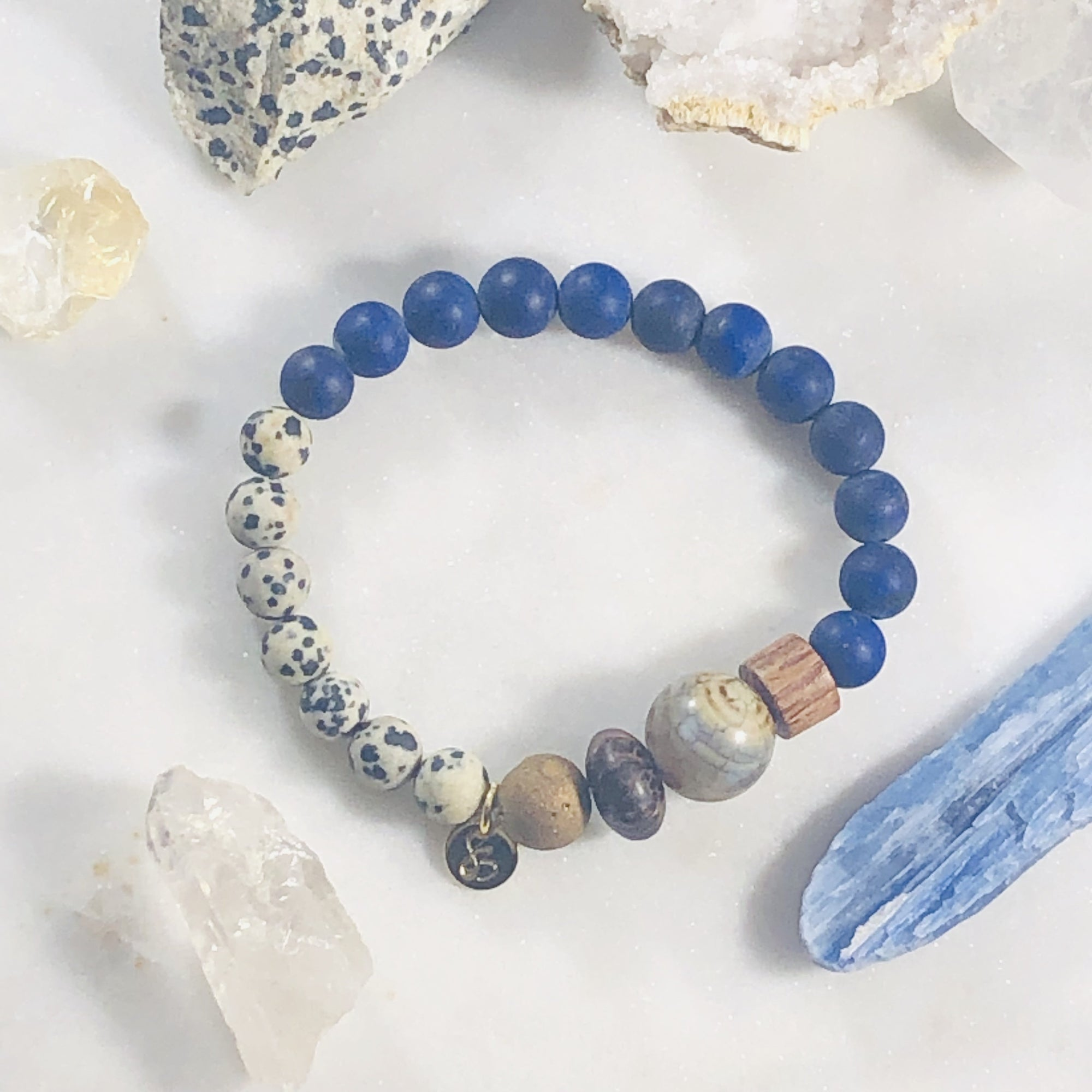 Bracelet of the Month! - Truth Stacking Bracelet