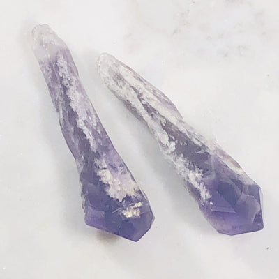 Amethyst Points Crystals for Meditation and Spiritual Awareness