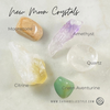 top crystals for new moon work by Sarah Belle