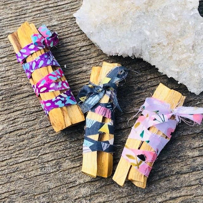 Palo Santo Bundle for Energy Healing and Cleansing