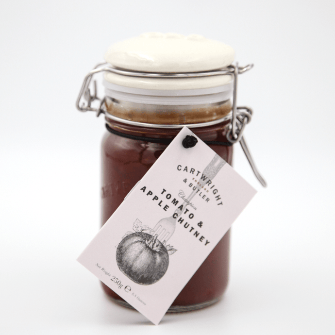 Cartwright & Butler: Tomato & Apple Chutney - Boxed In