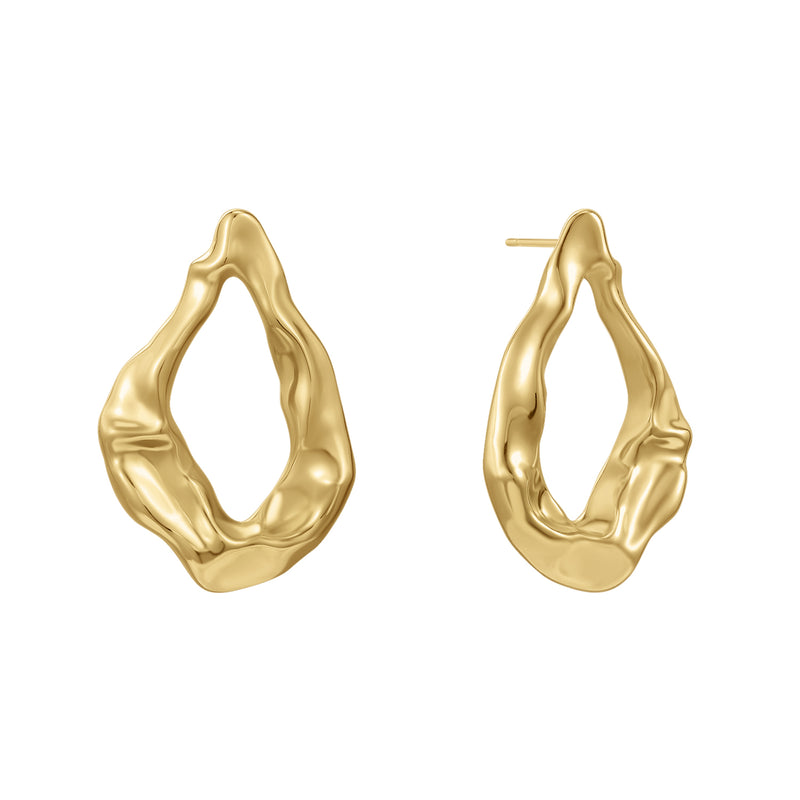 The Beauty of Ambiguity | Waterdrop Earring