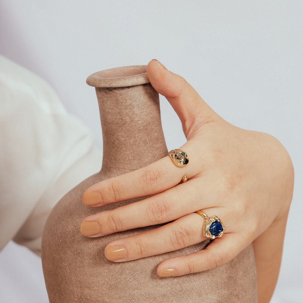 The Beauty of Ambiguity Ring