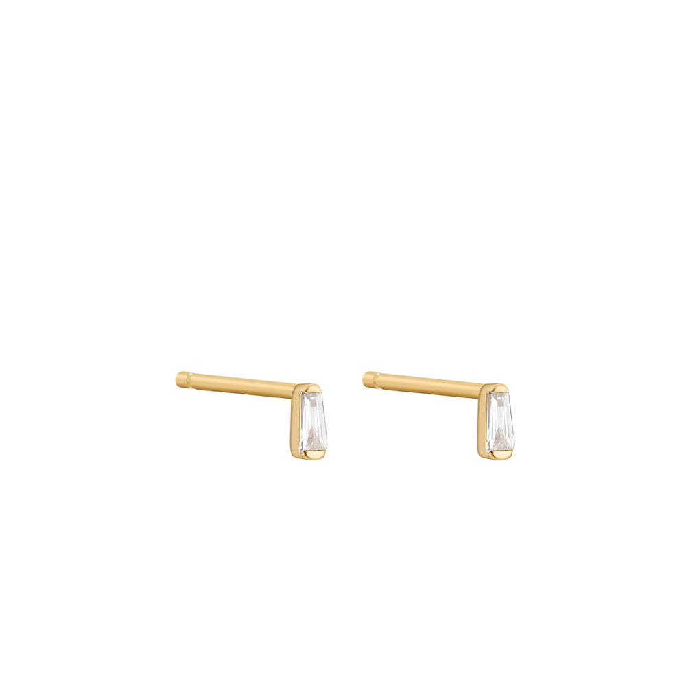 Elegant Diamond Studs