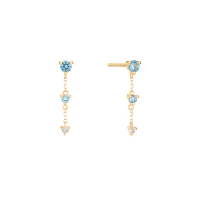 Circus | Color Topazs Earring