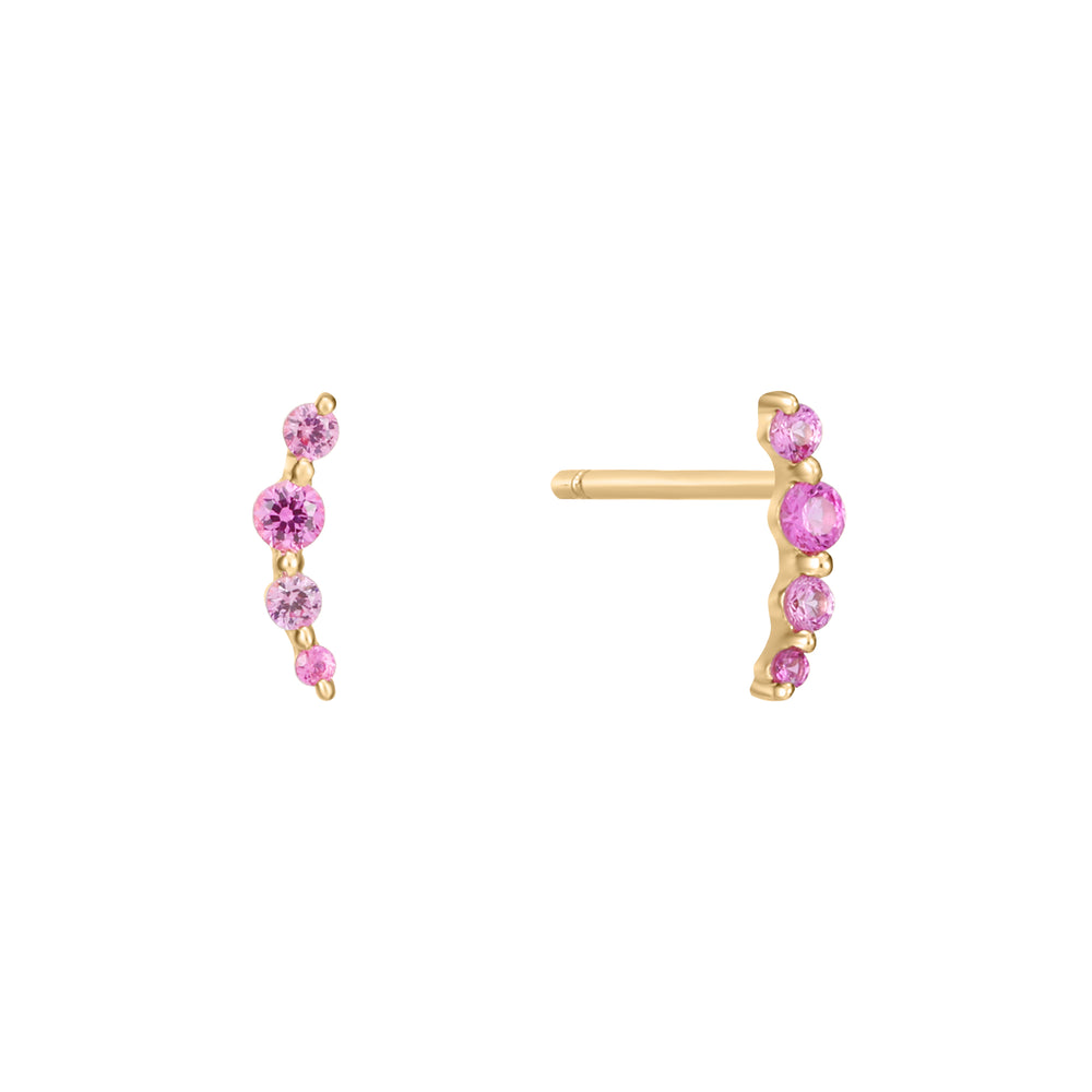Circus | Color Rubys Earring