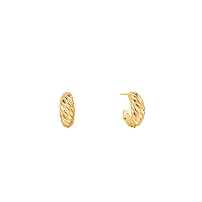 Refined Nautical | Twist Earring