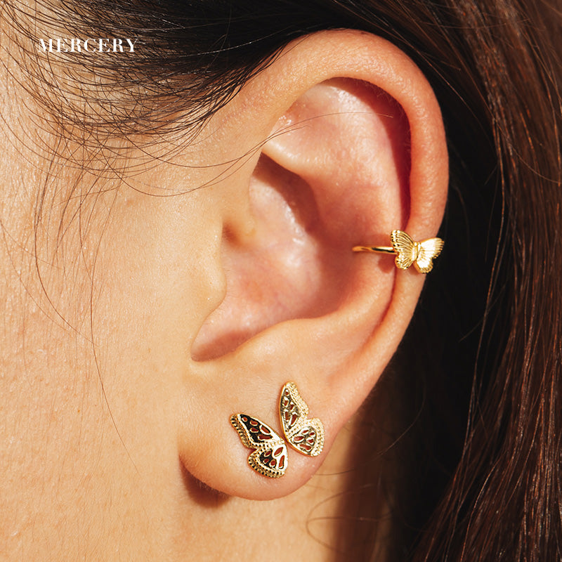 Mother's Day| Butterfly Earring
