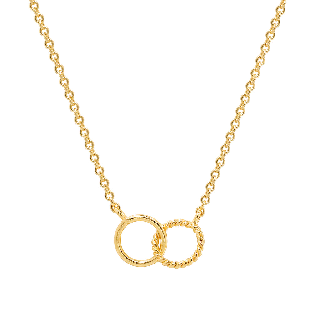 Refined Nautical | Twist Necklace