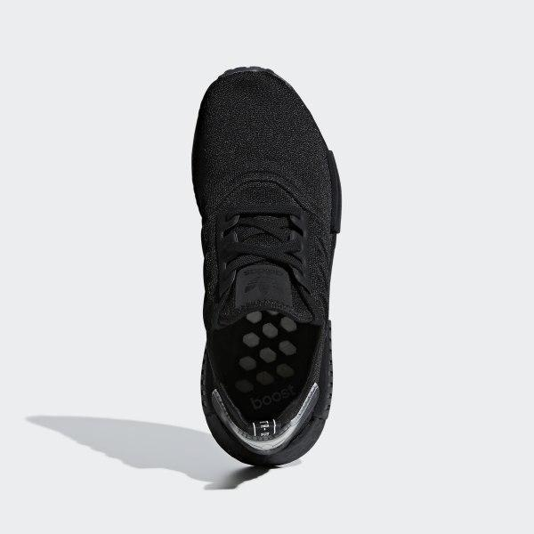 outlet store 215bb 96e2c NMD_R1 SHOES CORE BLACK / CORE BLACK / CLOUD WHITE ADIDAS