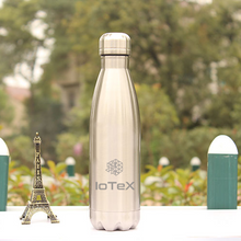 Load image into Gallery viewer, IoTeX Water Bottle - 150 VITA for $10 off - VitaMart