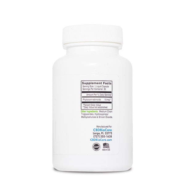 CBD Liquid Capsules Full Spectrum - 10mg for sale online USA. cbd isolate liquid capsule benefits. best cbd liquid capsules.