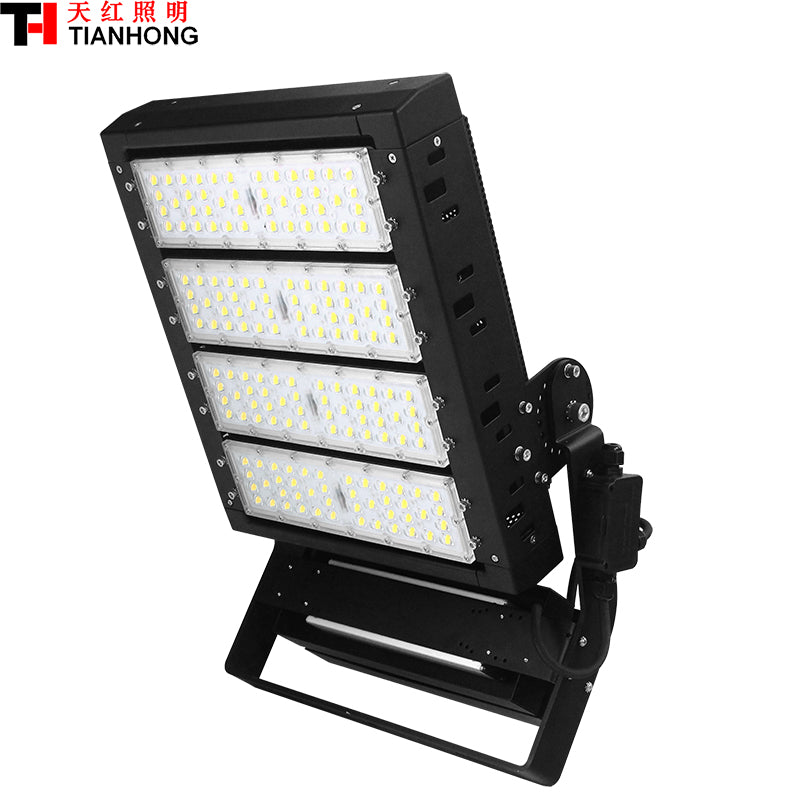 IP65 Out door LED High Mast Lamp  stadium lighting  flood light AC85-305V   high-pole lamp 400W led square lamp - Premiersolartech