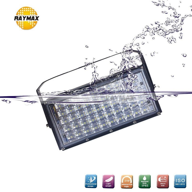 NEW!! led flood light 50w ip65 waterproof out door light led project light 220v LED Module Light IP66 water proof 1pcs/lot - Premiersolartech