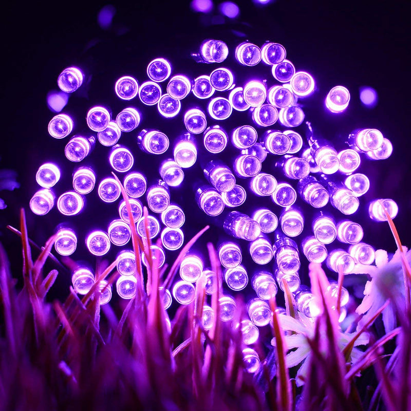 12 100LED / 22M 200 LED Solar String Fairy Lights - Premiersolartech