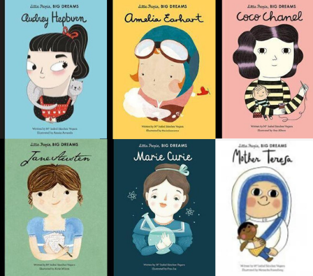 International Women's Day Books for Kids