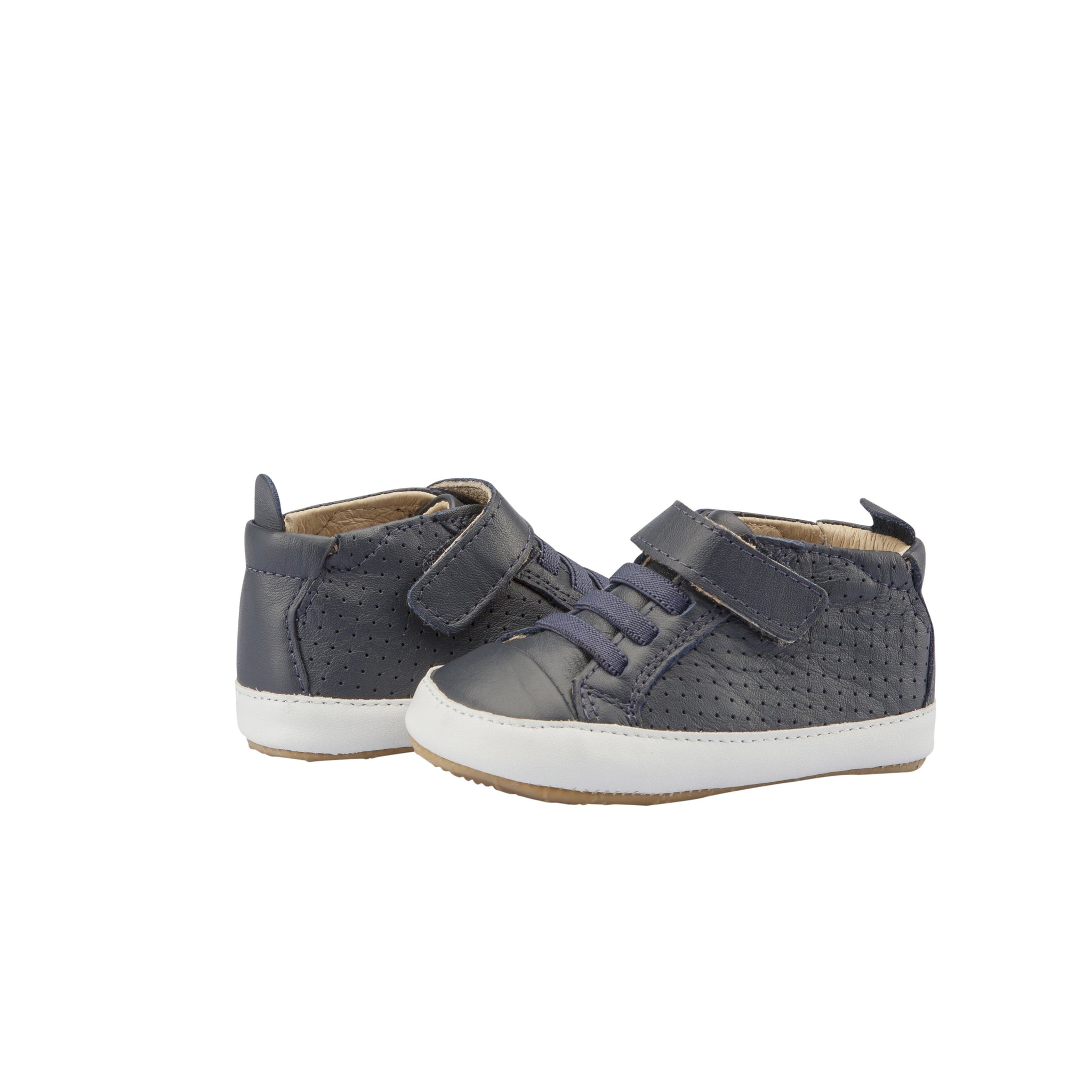 OLD SOLES - Cheer Bambini | Navy / Snow