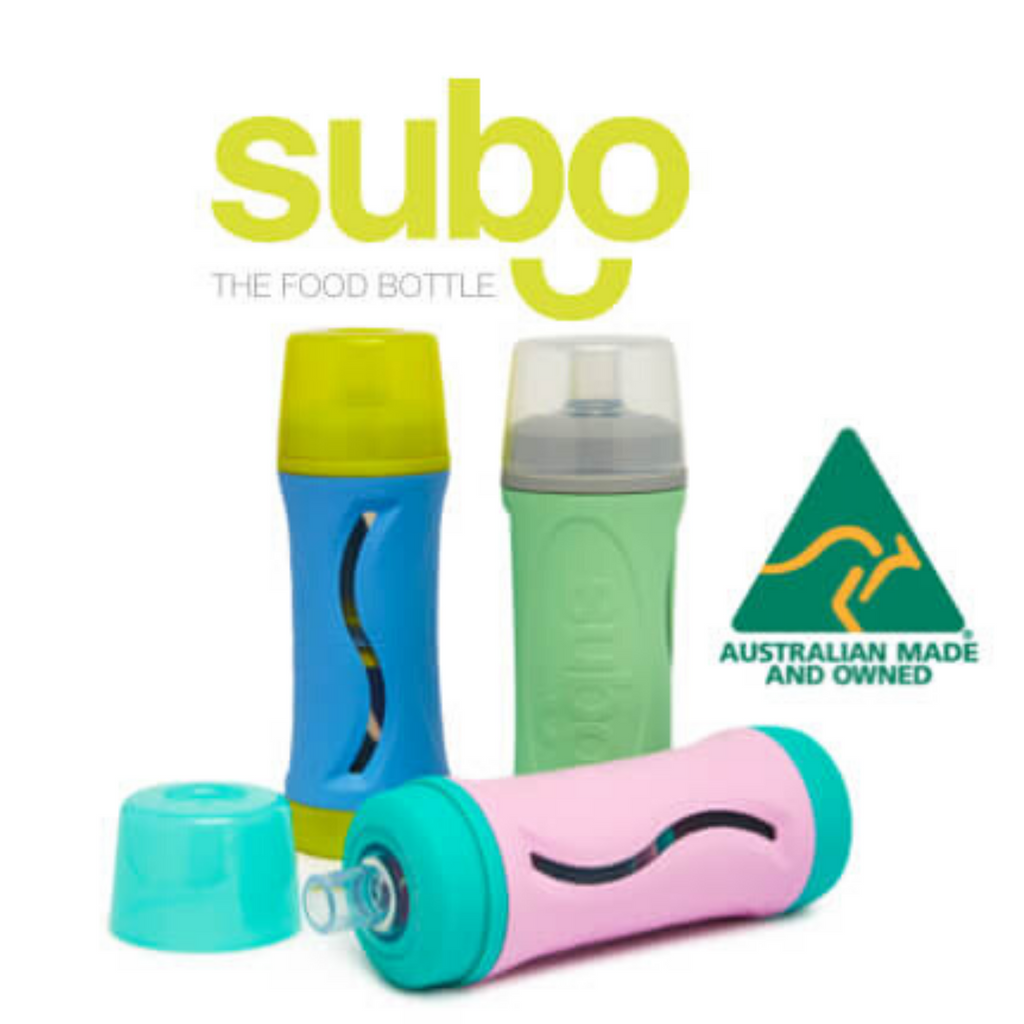SUBO - The Food Bottle