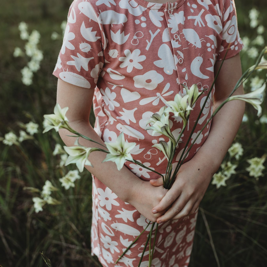 THE REST -  Summer Nightie | Garden