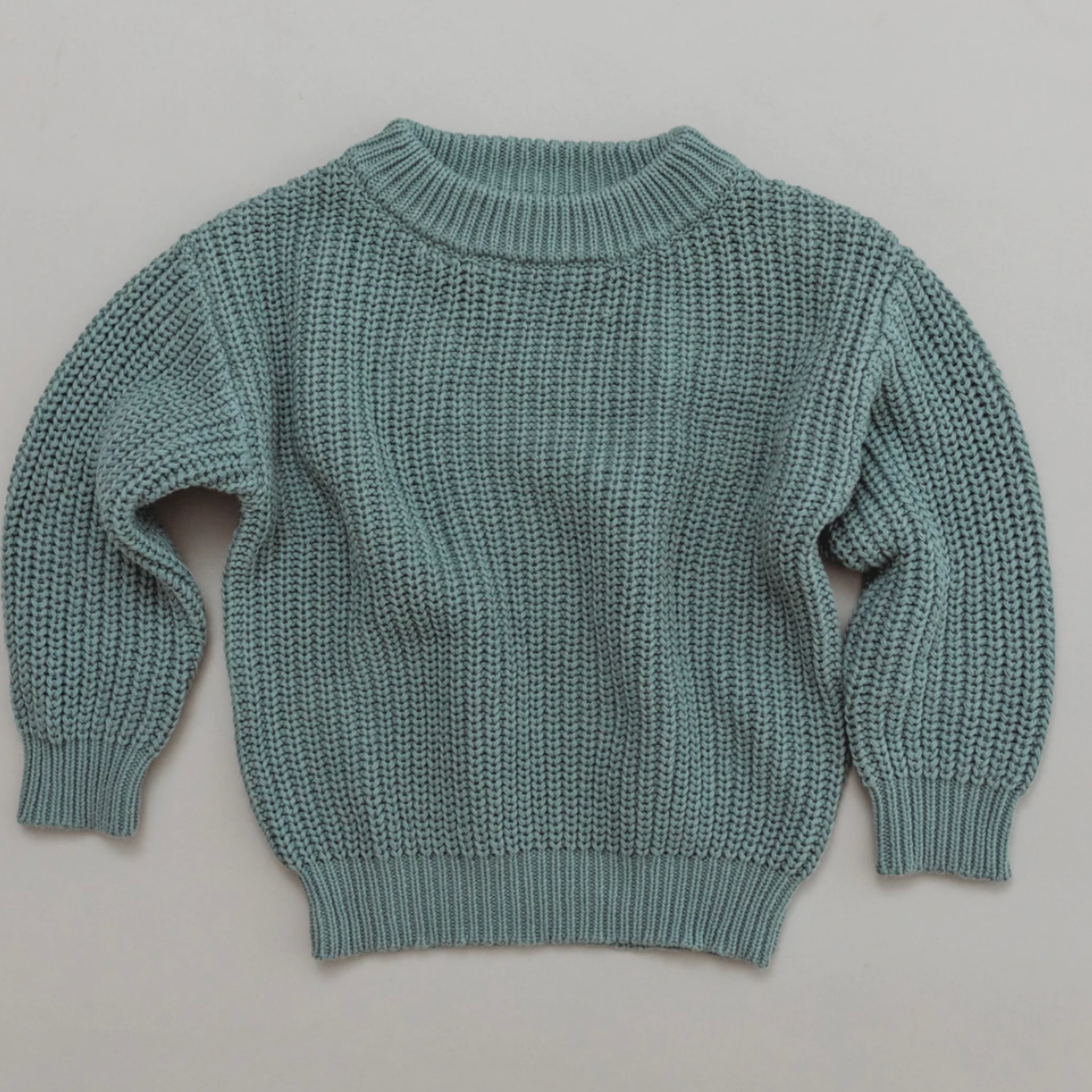 HALO & HORNS - Chunky Knit Sweater | Milleu