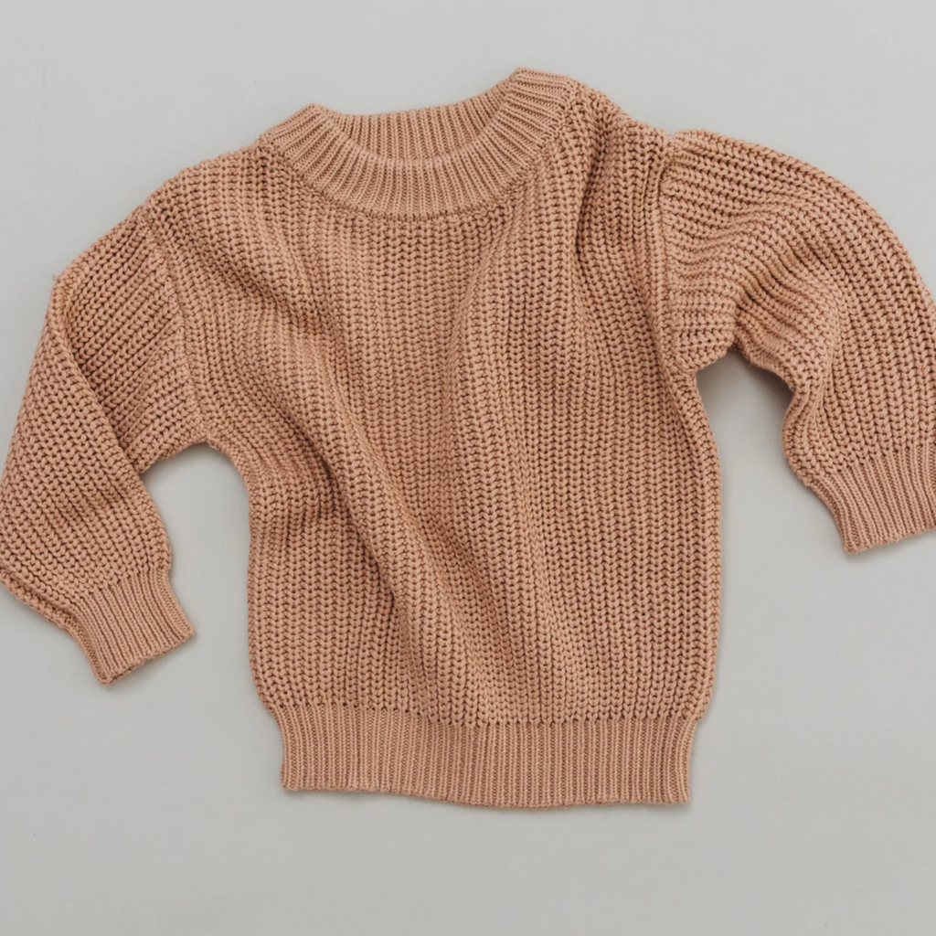HALO & HORNS - Chunky Knit Sweater | Sirocco