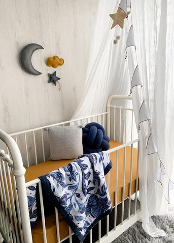 POP YA TOT - Reversible Cot Quilt | Atlanticus