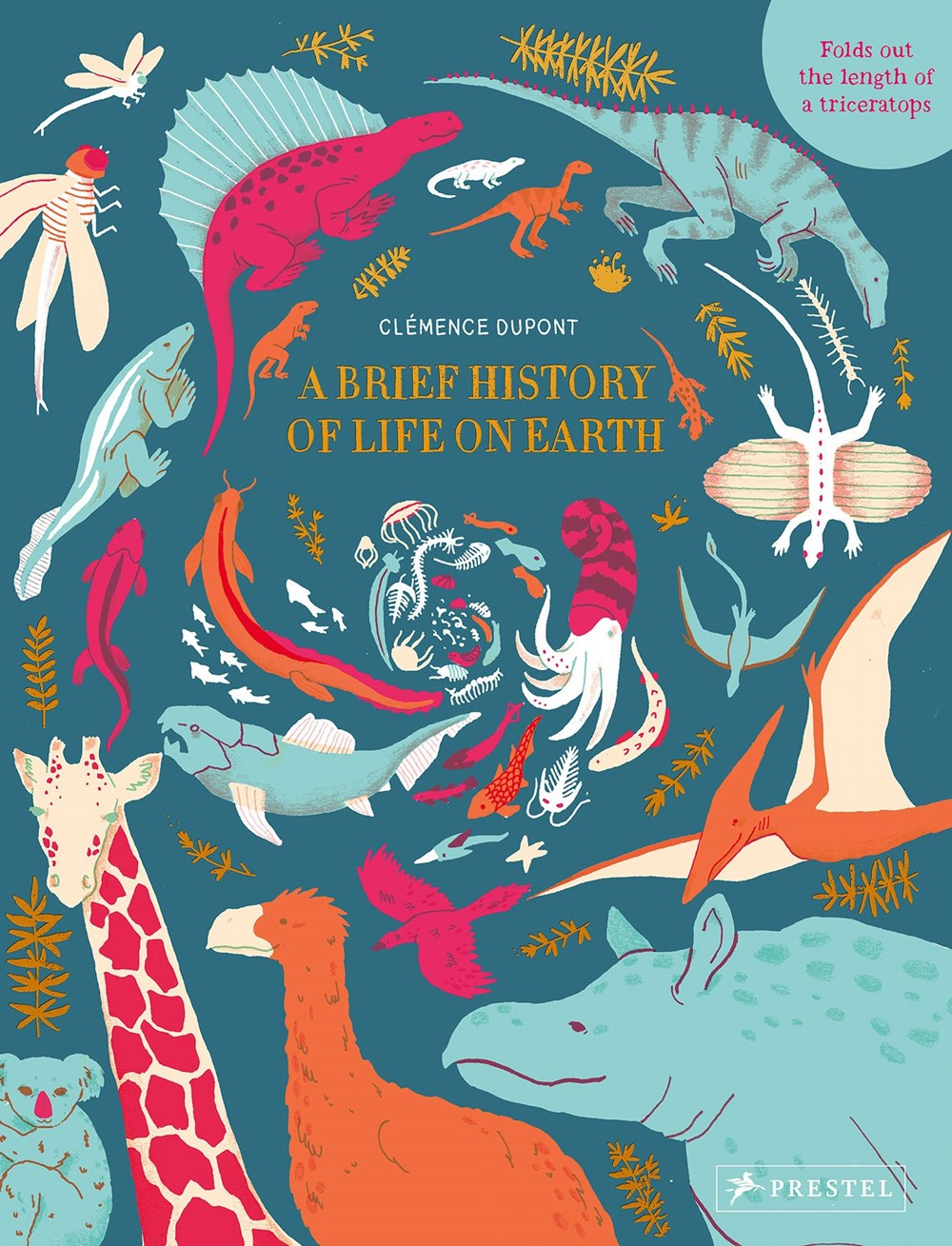 Clemence Dupont - Brief History of Life on Earth