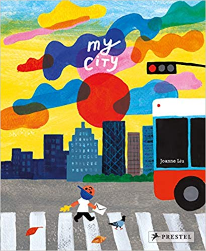 Joanne Liu - My City