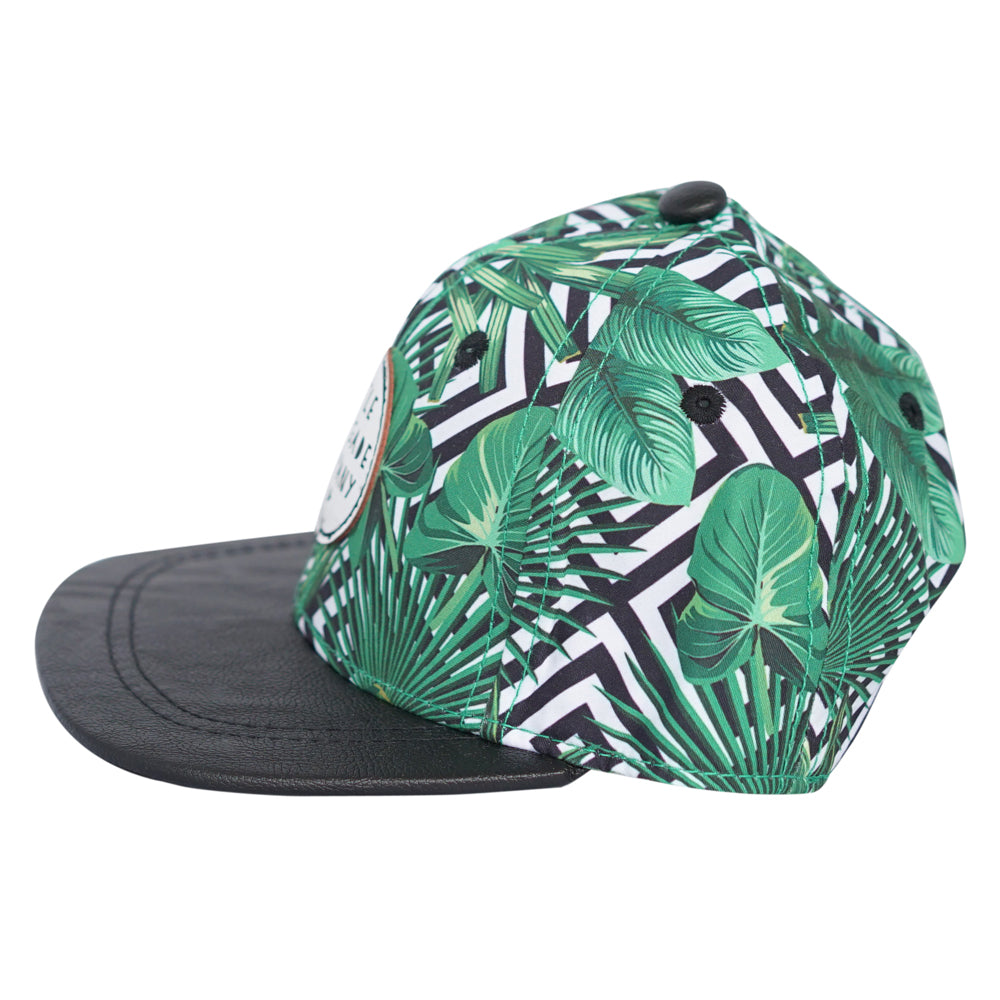 LITTLE RENEGADE COMPANY - Geo Jungle Cap