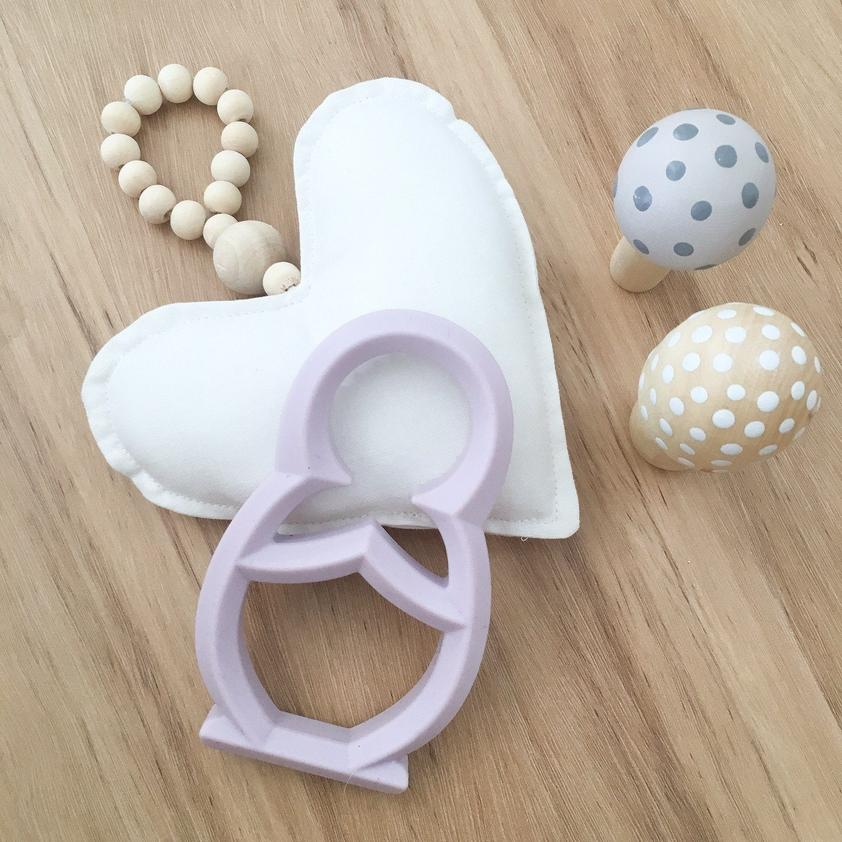ONE CHEW THREE - BABUSHKA Silicone Teether