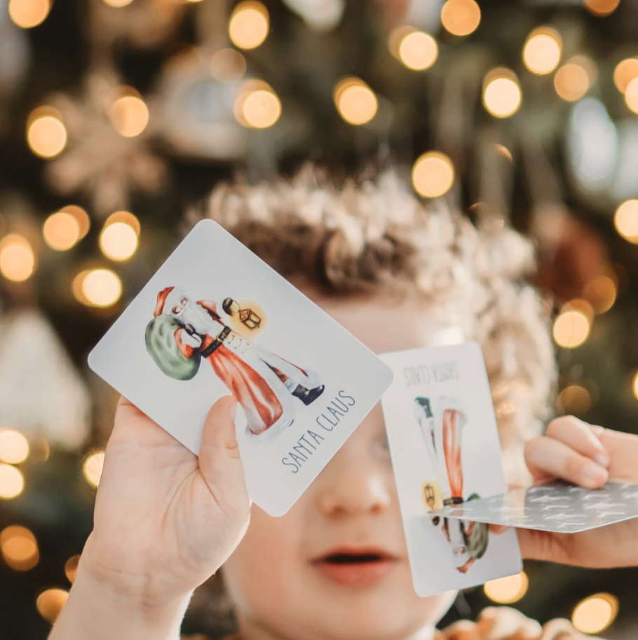 MODERN MONTY - CHRISTMAS Snap & Go Fish