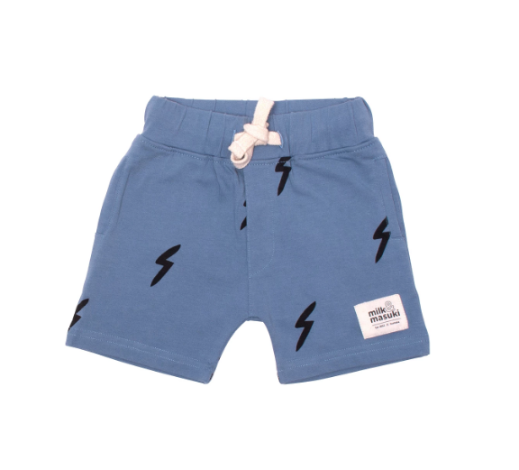 MILK & MASUKI - Thunder Baby Shorts