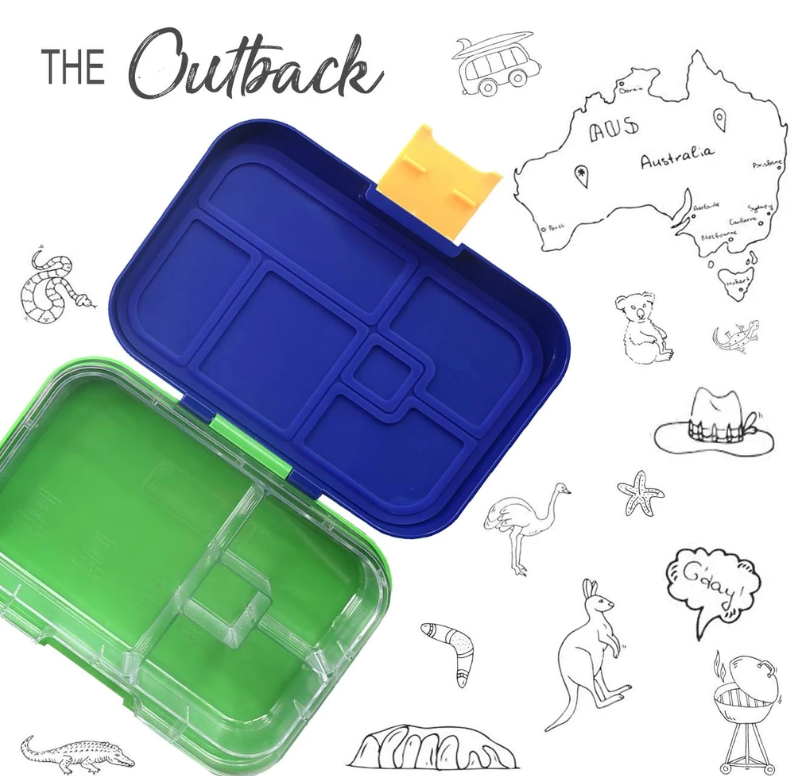 MY MUNCH BOX - Mini 4 The Outback