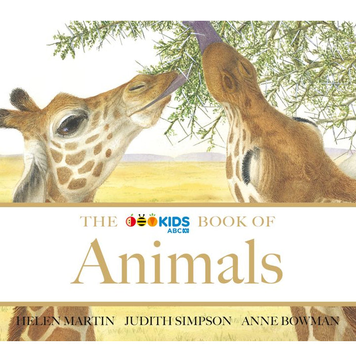 The ABC Book of Animals - Helen Martin