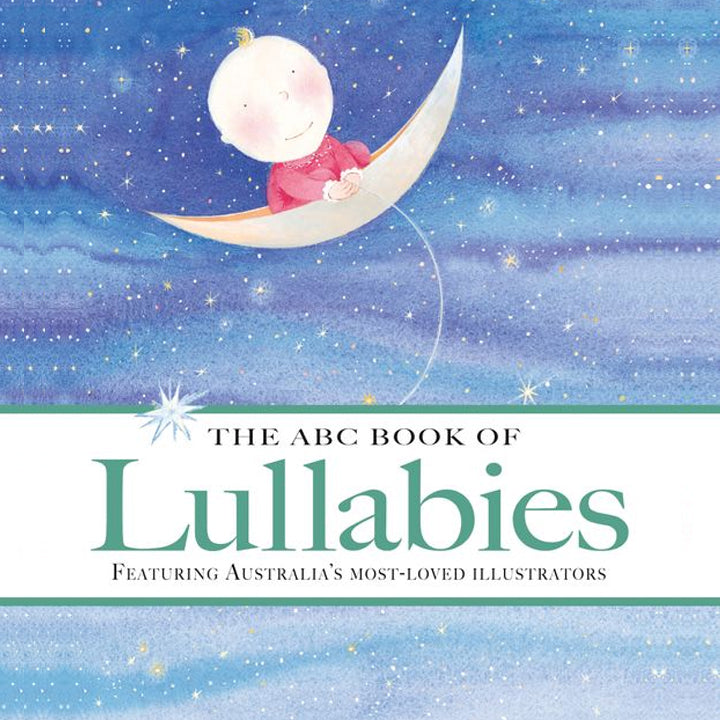 The ABC Book of Lullabies Board Book - Various
