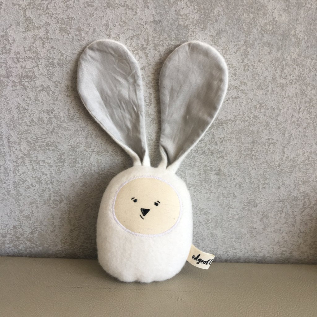 EDGE OF THE FOREST - Aqua Hygge Bunny