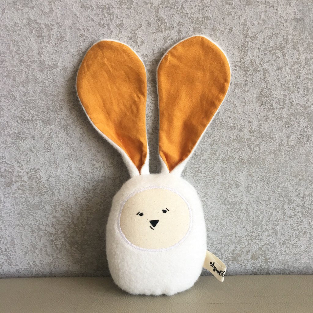 EDGE OF THE FOREST - Hygge Bunny Mustard