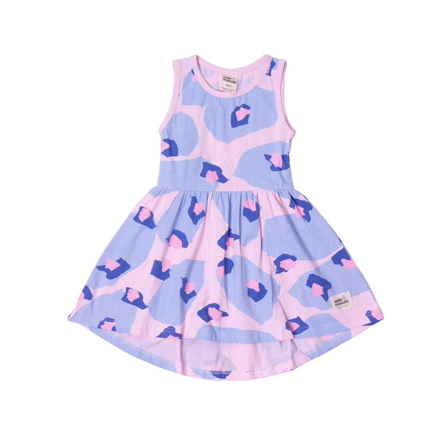 MILK & MASUKI - Jaguar Singlet Dress