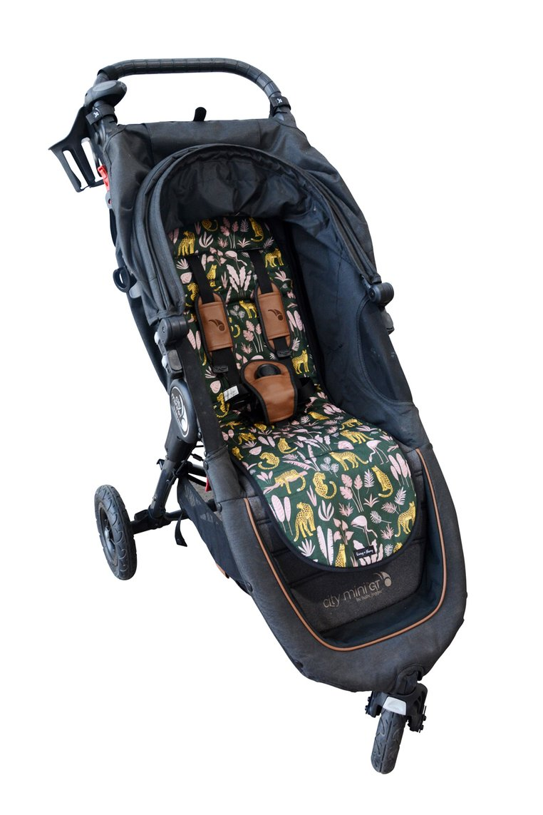THE SOMEWHERE CO. - Wild One Luxe Pram Liner
