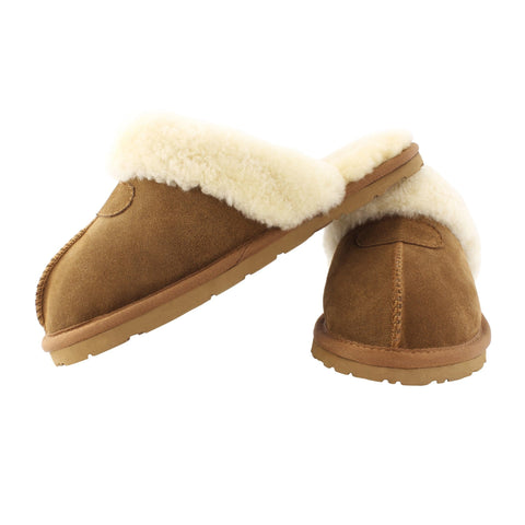 Genuine Sheepskin Mules