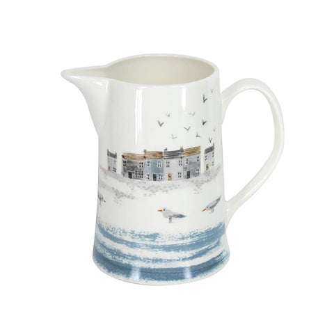 Gisela Graham Medium Jug - Seaside Scene